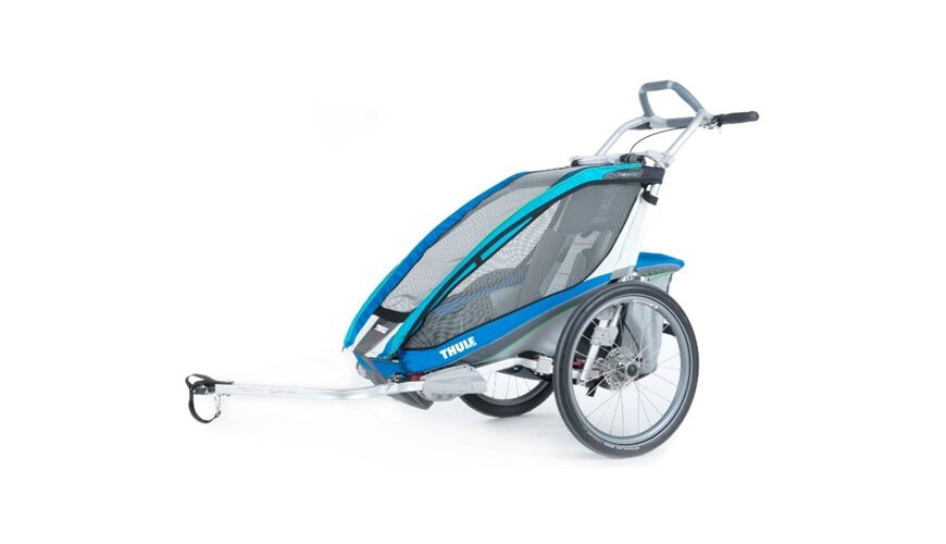 Thule Chariot CX1 + Cycle Kit Blue (10101323)